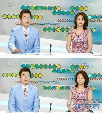 盘点:韩国主播大尺度着装
