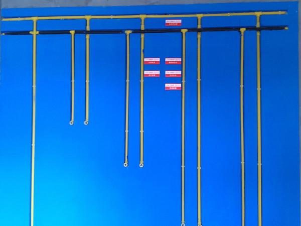 标准家装强电箱接线图