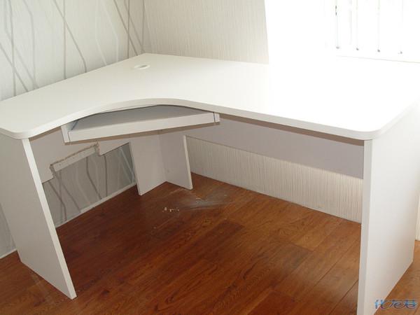 我家要做个90度的转角书桌