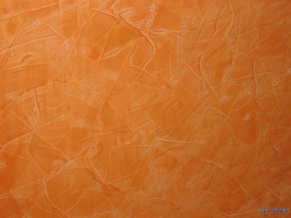 墙面艺术漆,漆面光洁,有石质效果