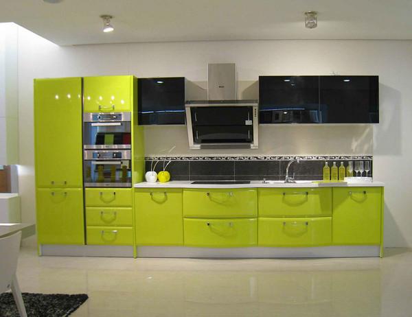 厨房准备做3节长2米