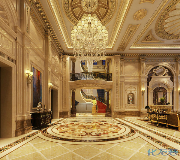 与艺术漆有关的室内设计风格概述