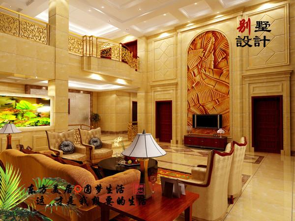 别墅 欧式风格 - 东方美居*装修老常州 - 装修效果图