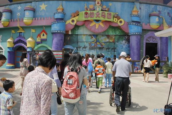 """常州淹城野生动物园推出全国首部专为儿童""""私人定制"""""""