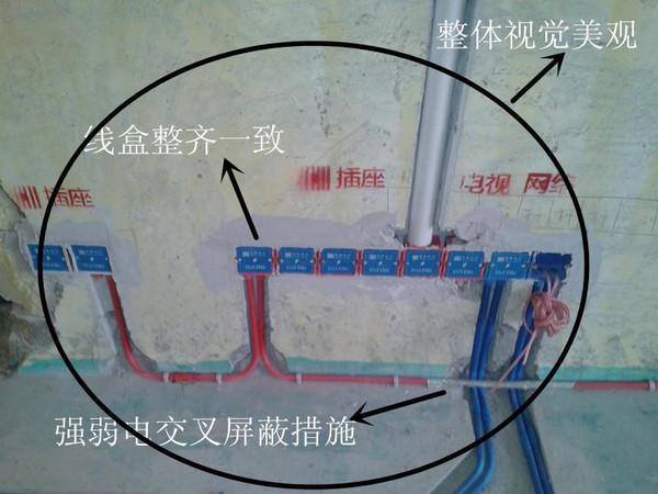壁灯地线接线图实物图