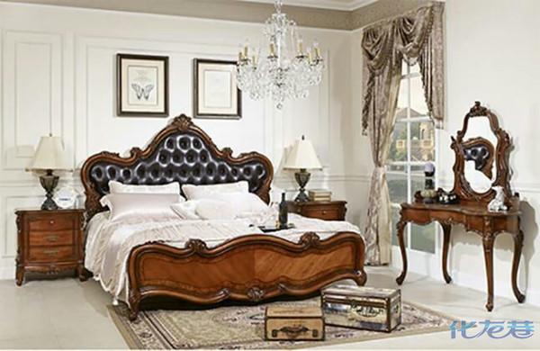 欧式实木家具 主题图片