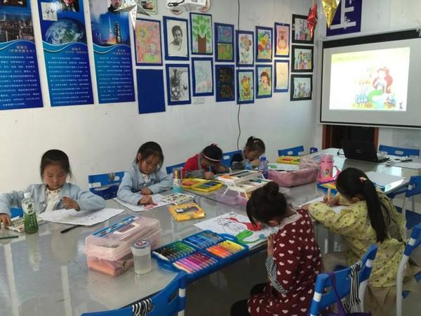 溧阳暑假少儿美术培训班,暑假小孩学画画,儿童绘画辅导班